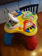 Fisher Price Laugh and Learn Puppy & Friends Learning Table in Bolingbrook, Illinois