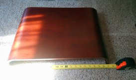 Cherry ottoman or serving eating TV tray 2 available in Batavia, Illinois