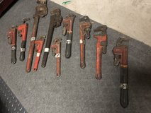 8 Pipe Wrenches in Chicago, Illinois