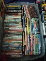 Job lot mixed DVD's For All Ages in Lakenheath, UK