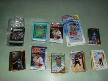 Baseball cards in Fort Knox, Kentucky
