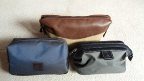 First Class Airline Amenity / Toiletry Kits, 3x in Ramstein, Germany