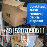 INSTANT PCS JUNK REMOVAL TRASH HAULING DEBRIS DISPOSAL GARBAGE DISCARD in Ramstein, Germany