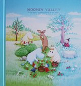 Moomin Valley photo-albums (4), new in Okinawa, Japan