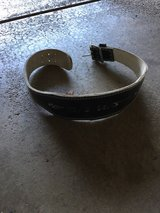 weightlifting belt in Plainfield, Illinois