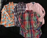 Men's Large Name Brand Oxford Shirts in Kingwood, Texas