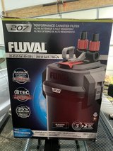 Fluval 207 Canister Filter in Naperville, Illinois