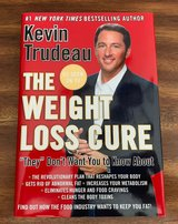 The Weight Loss Cure They Dont Want You to Know About Kevin Trudeau Hard Cover Book w Dust Jacket in Morris, Illinois