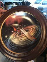 Star Trek collection Plate in Yucca Valley, California