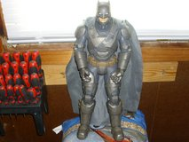 armored batman in Fort Knox, Kentucky