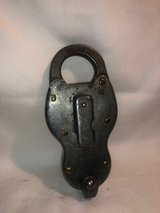 Southern Railway Banjo Lock (item#42) in Cleveland, Texas