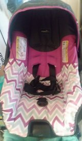Baby Carseat and Carrier in Beaufort, South Carolina