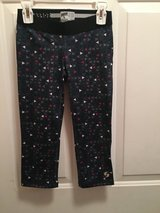 Navy running pant with geometric pattern in Naperville, Illinois