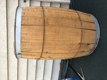 Wood Barrel 19 Inches Tall in Fort Knox, Kentucky