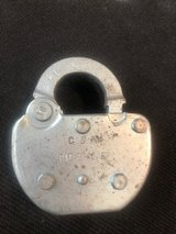 Adlake C & NW Switch lock (item #44) in Cleveland, Texas