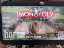 Horse lovers monopoly  game never opened in Fort Leonard Wood, Missouri