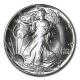 1987 SILVER DOLLAR  SILVER EAGLE in Leesville, Louisiana