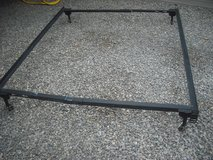 Twin size bed frame used. in Alamogordo, New Mexico