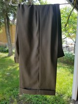 Men's trousers, cross posted, north riverside in Chicago, Illinois