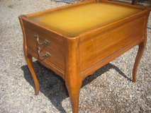 antique end table by Mersman model 7717 in Alamogordo, New Mexico