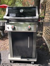 Weber Propane Gas Grill w/Tank in Naperville, Illinois
