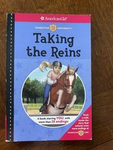 American Girl Taking the Reins Book in Yorkville, Illinois