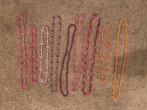 Red/Pink Necklaces in Yorkville, Illinois
