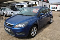 **Ford Focus Automatic 73K Miles!** 6 Months warranty in Lakenheath, UK