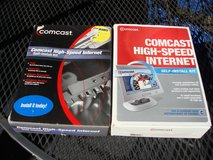 COMCAST  HIGH SPEED INTERNET SELF INSTALL KITS in Plainfield, Illinois