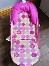 pink baby bath seat in Lakenheath, UK