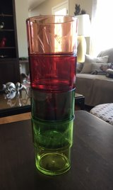 Stackable Acrylic Tumblers in Yorkville, Illinois