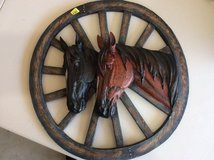 Decorative Horse wall hanging in Bartlett, Illinois