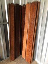 Antique Bed Rails Solid Wood in Cherry Point, North Carolina