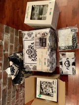 Crib bedding and accessories! in Leesville, Louisiana