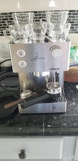 Aroma Espresso Maker (Saeco) in Leesville, Louisiana