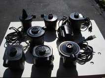ELECTRIC OR BATTERY AIR PUMPS. in Chicago, Illinois