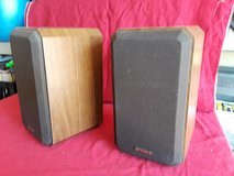 Optimus STS-50 Bookshelf Speakers in Plainfield, Illinois