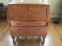 Vintage Drop Front Writing Desk REDUCED in Bartlett, Illinois