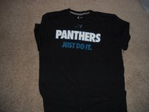 2 xl panthers shirt in Beaufort, South Carolina