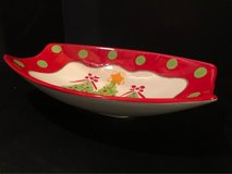 Christmas Serving Bowl in Naperville, Illinois