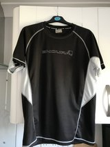 Endura cycling shirt in Lakenheath, UK