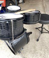 Custom Kids 4pc. Drum Set/Kit in Aurora, Illinois