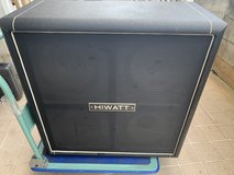 Hiwatt SSE 412 -C 4x12 speaker cabinet in Okinawa, Japan