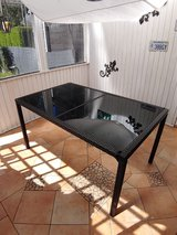 OUTSIDE TABLE REDUCED in Grafenwoehr, GE