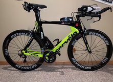 Cervelo P3 56cm Triathlon Bike in Naperville, Illinois