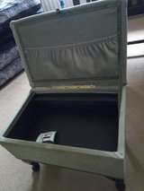Very nice Antique Foot Puffy and Storage in Lakenheath, UK