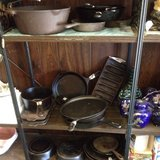 old skillets in Fort Polk, Louisiana