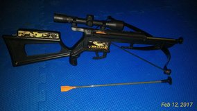 TOY Hunt Crossbow w/ Telescope and 2 Arrows in Ramstein, Germany