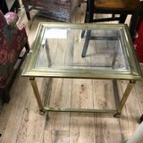 End Table-Brass&Glass in Naperville, Illinois