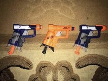 3 Nerf N- Strike Elite Jolt in Ramstein, Germany